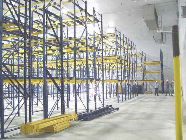 Cold Storage Warehouse Construction and Businesses | Cold